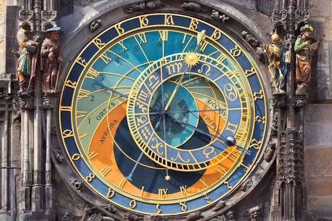 นาฬิกาดาราศาสตร์